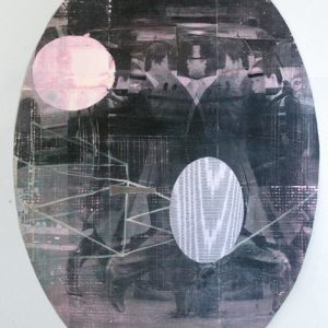 Miasma, mixed media on paper, 114 x 81 cm, 2010